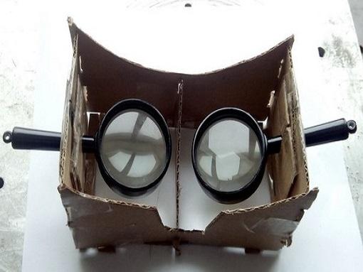 Очки виртуальной реальности для смартфона своими руками фото 875