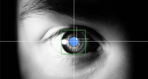 Nvidia Eye Tracking Tech