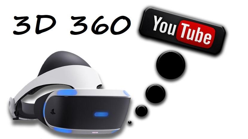 Очки виртуальной реальности для сони плейстейшен ютуб защита камеры жесткая dji по себестоимости